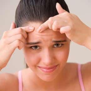 Clear acne by balancing your hormones
