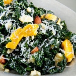 Get your Greens: Kale Salad for Hormonal Health