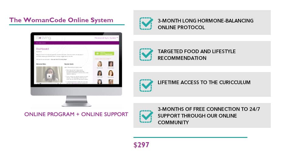 The Woman Code Online System