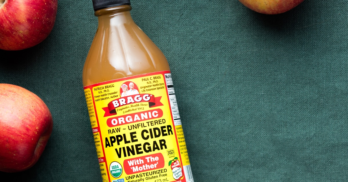 How To Use Apple Cider Vinegar To Balance Your Hormones Flo Living