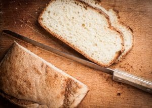 Gluten and refine wheat is bad for fibroids